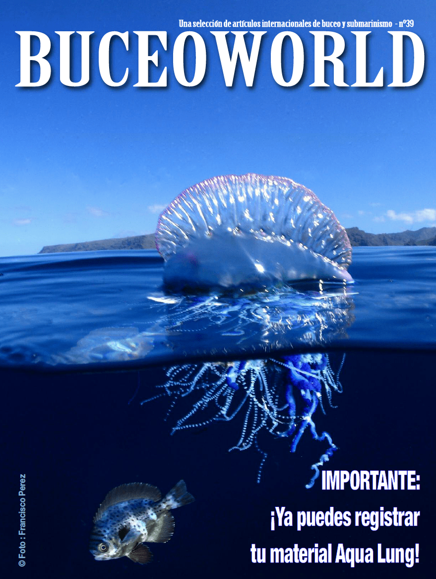 portada revista BuceoWorld 39