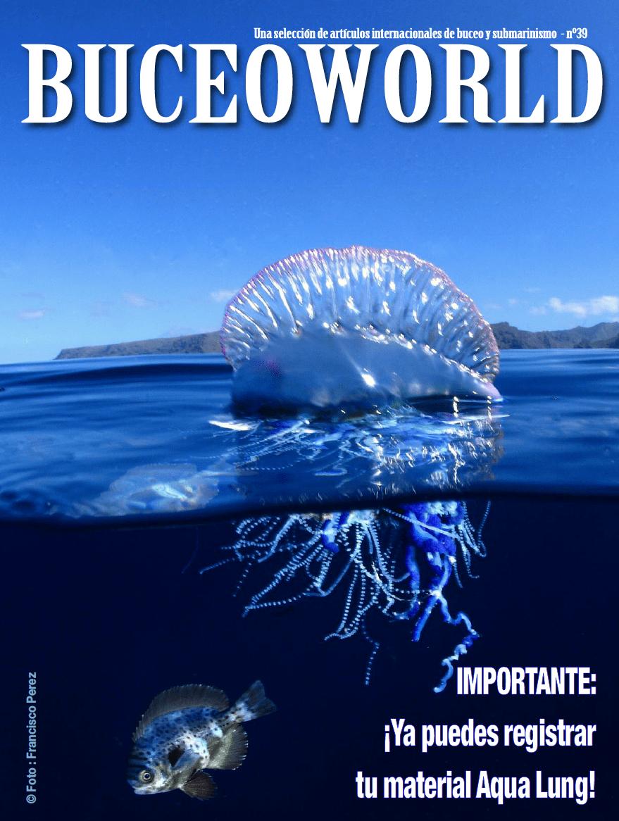 portada revista BuceoWorld 39